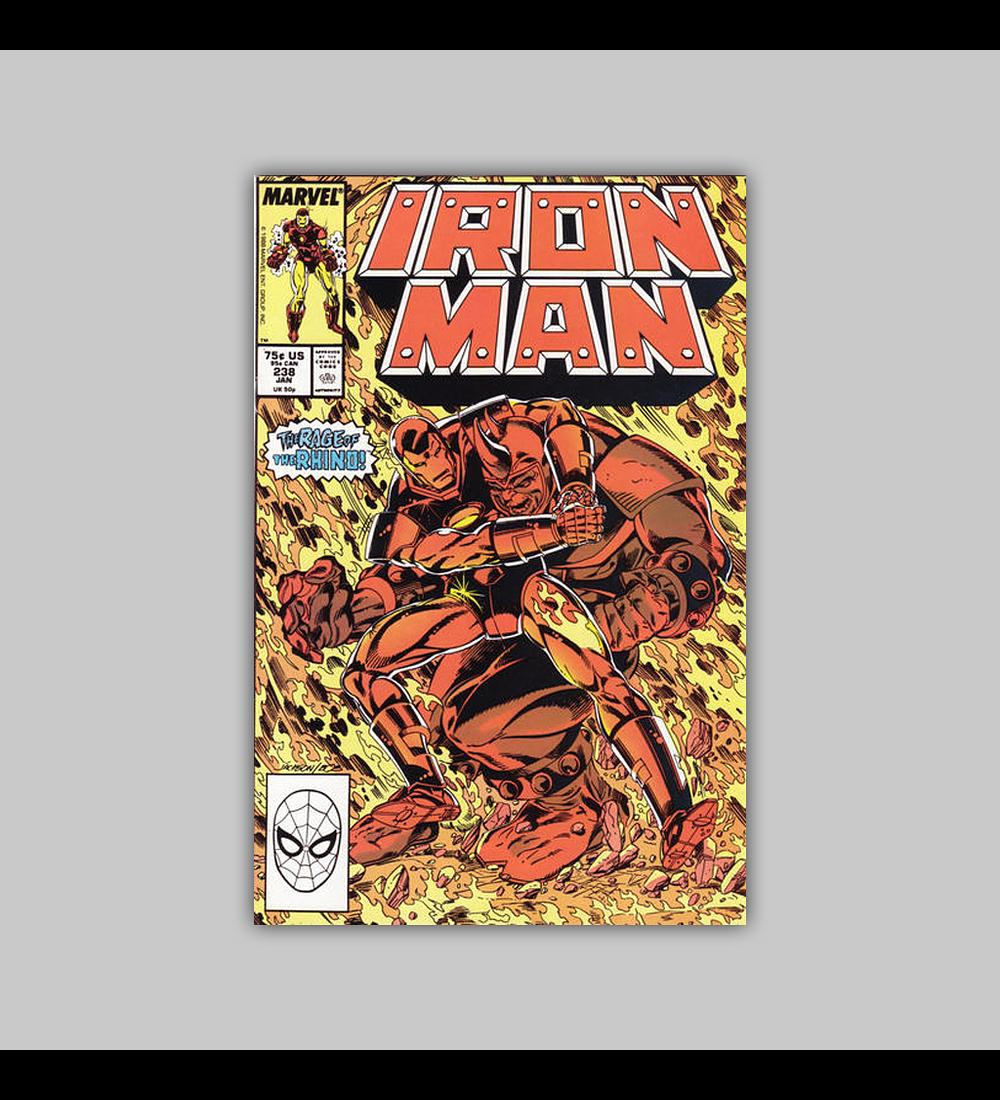 Iron Man 238 1989