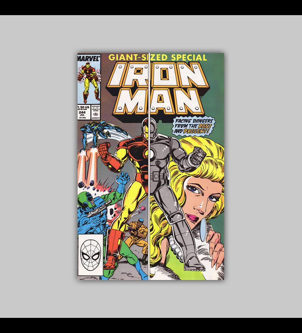 Iron Man 244 1989
