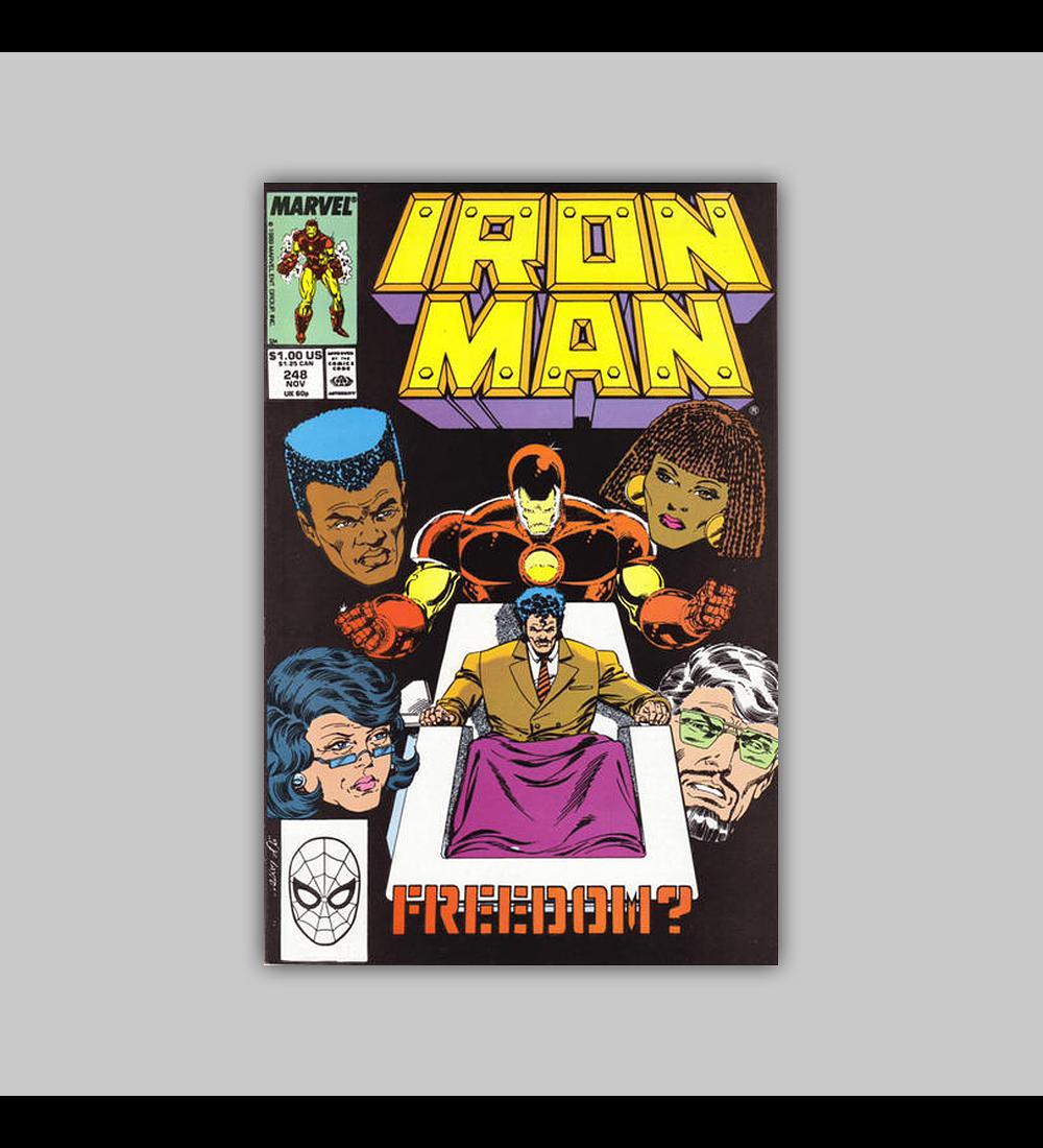 Iron Man 248 1989