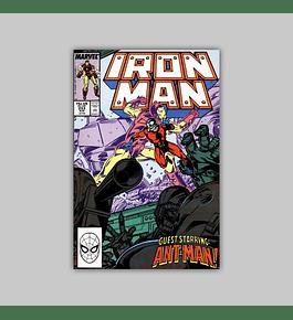 Iron Man 233 1988