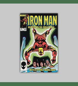 Iron Man 185 1984