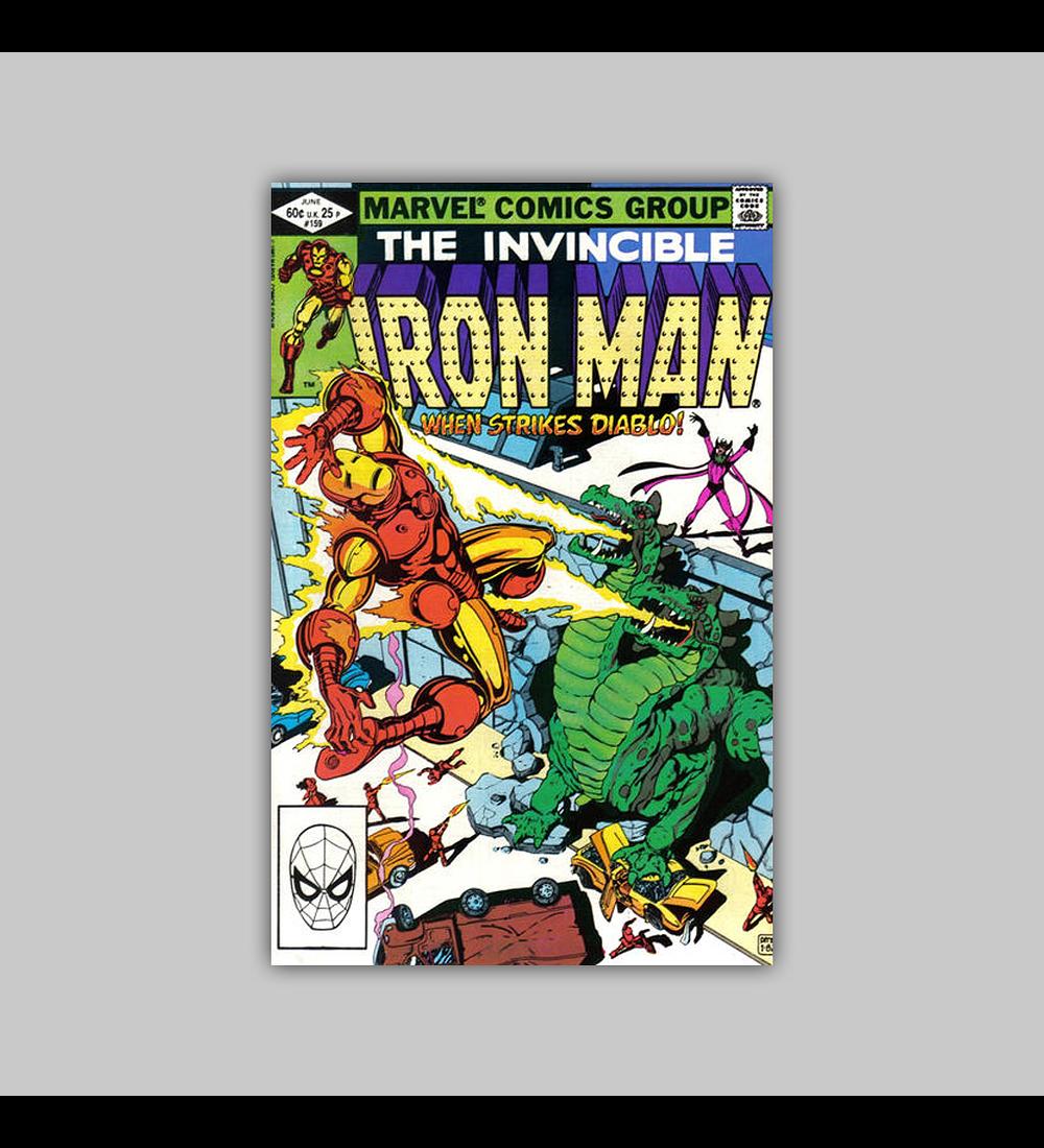 Iron Man 159 1982