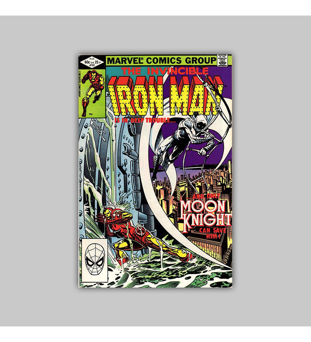 Iron Man 161 VF (8.0) 1982