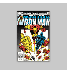 Iron Man 174 1983