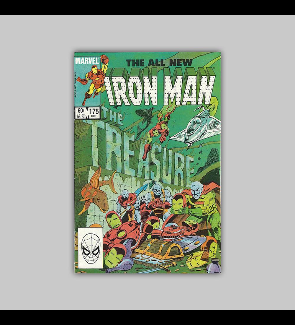 Iron Man 175 1983