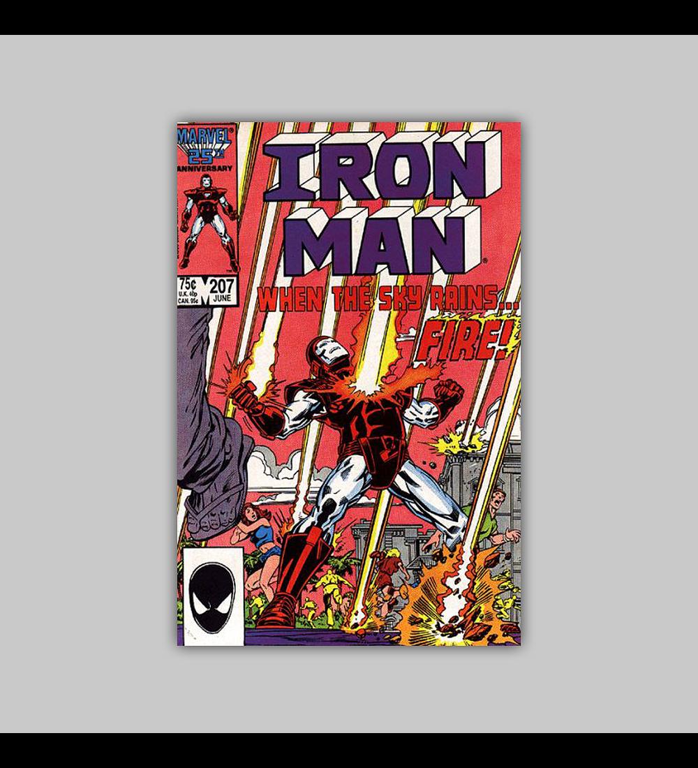 Iron Man 207 1986