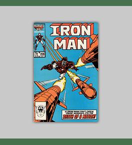 Iron Man 208 1986