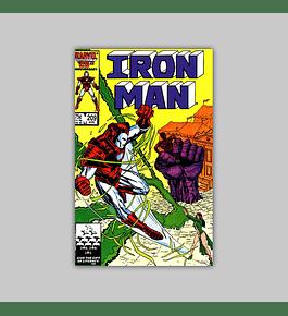 Iron Man 209 1986