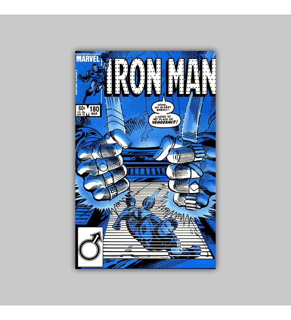 Iron Man 180 VF (8.0) 1984