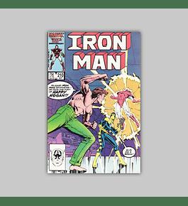 Iron Man 210 1986