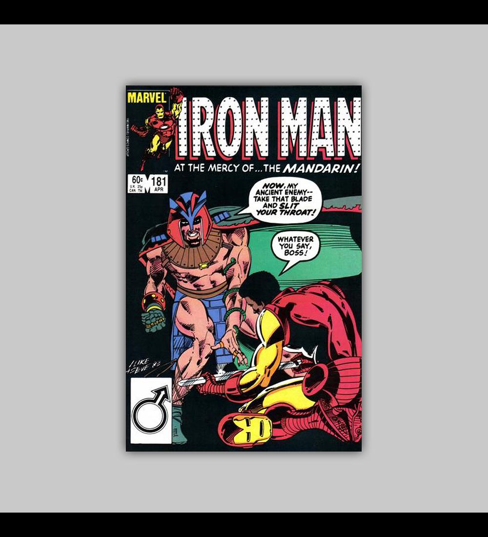 Iron Man 181 1984