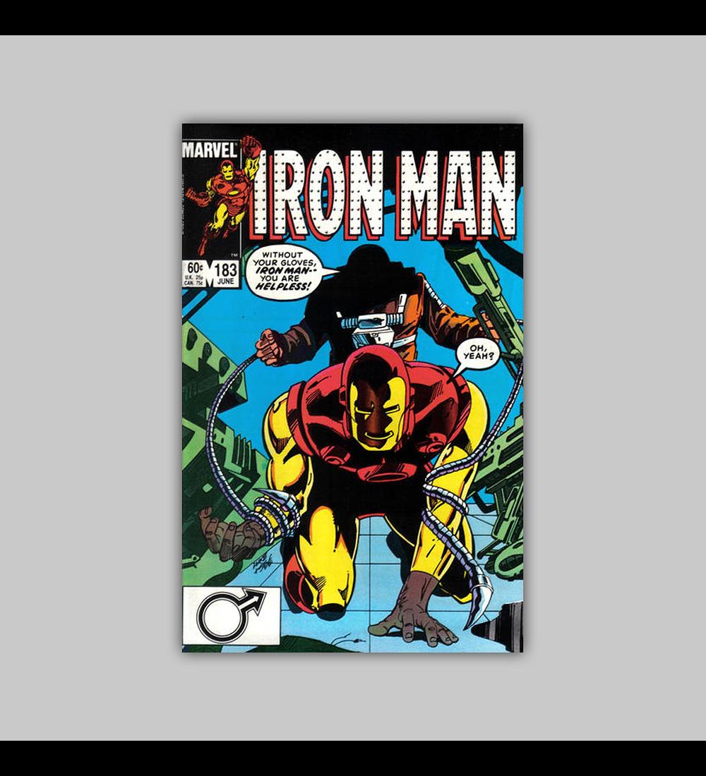 Iron Man 183 1984