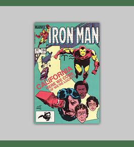 Iron Man 184 1984