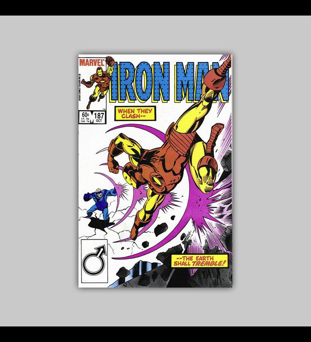 Iron Man 187 1984