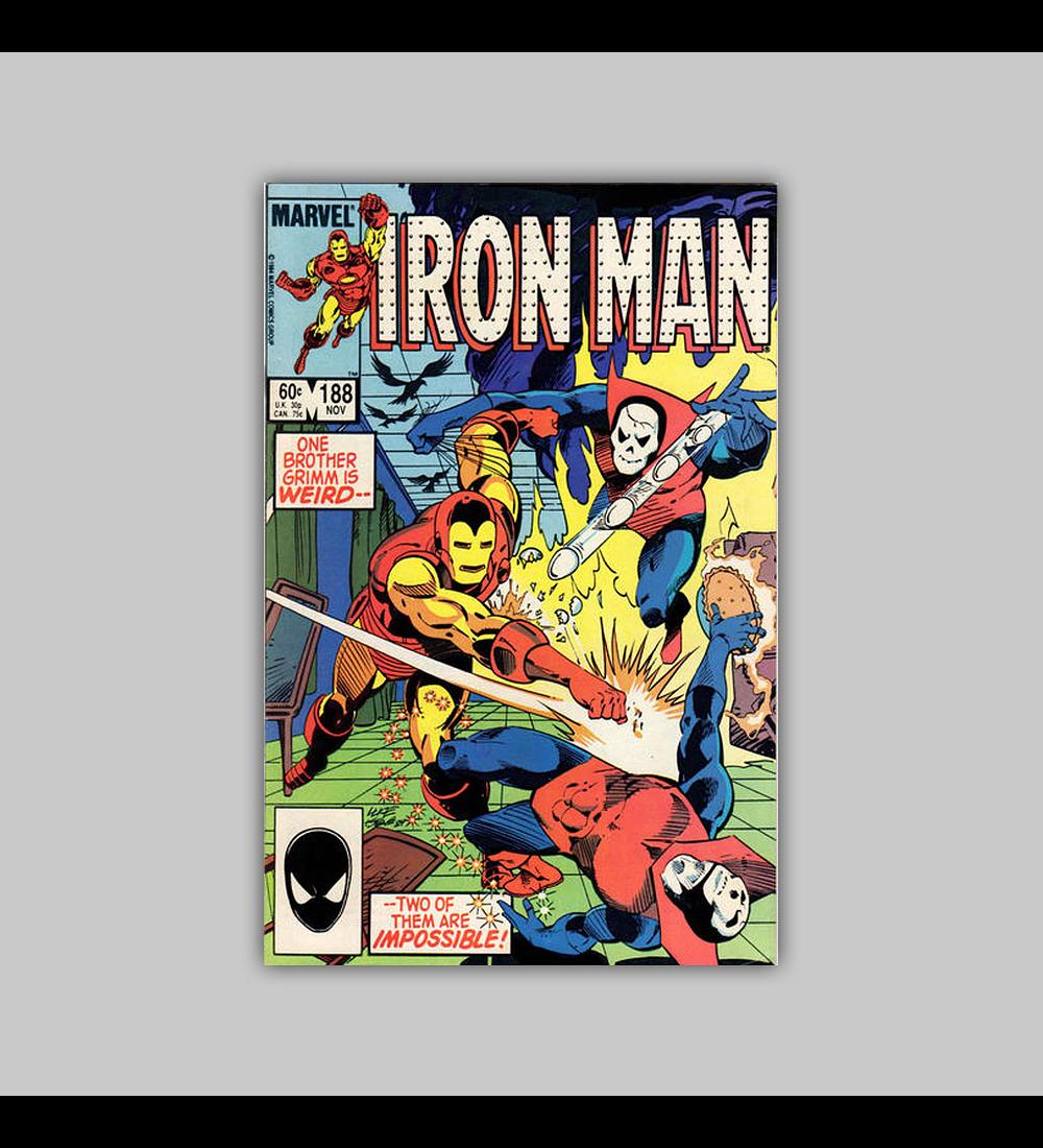 Iron Man 188 1984