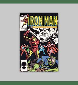 Iron Man 190 1985