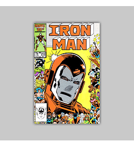 Iron Man 212 1986
