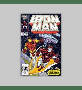 Iron Man 215 1987
