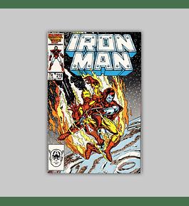 Iron Man 216 1987