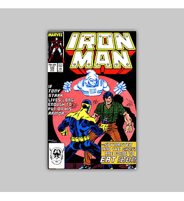 Iron Man 220 1987