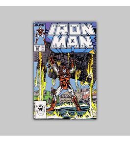 Iron Man 222 1987