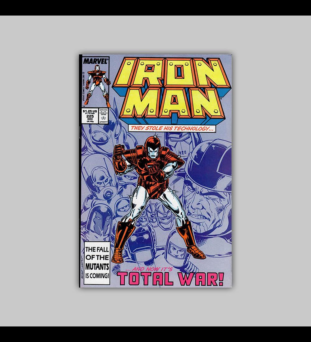 Iron Man 225 1987