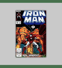 Iron Man 227 1988