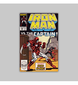 Iron Man 228 1988