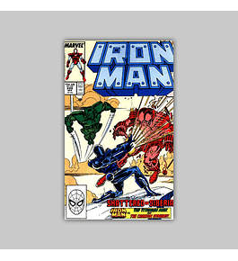 Iron Man 229 1988