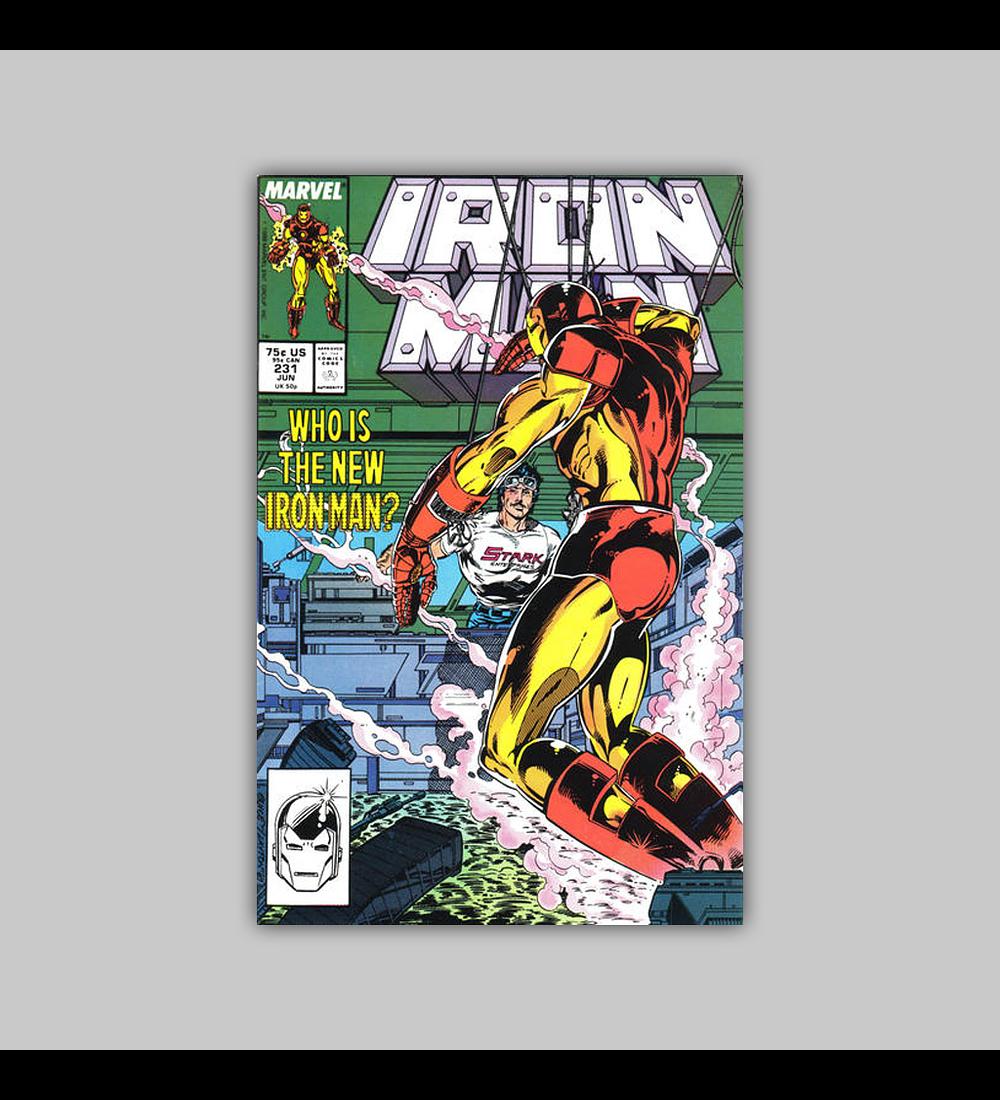 Iron Man 231 1988