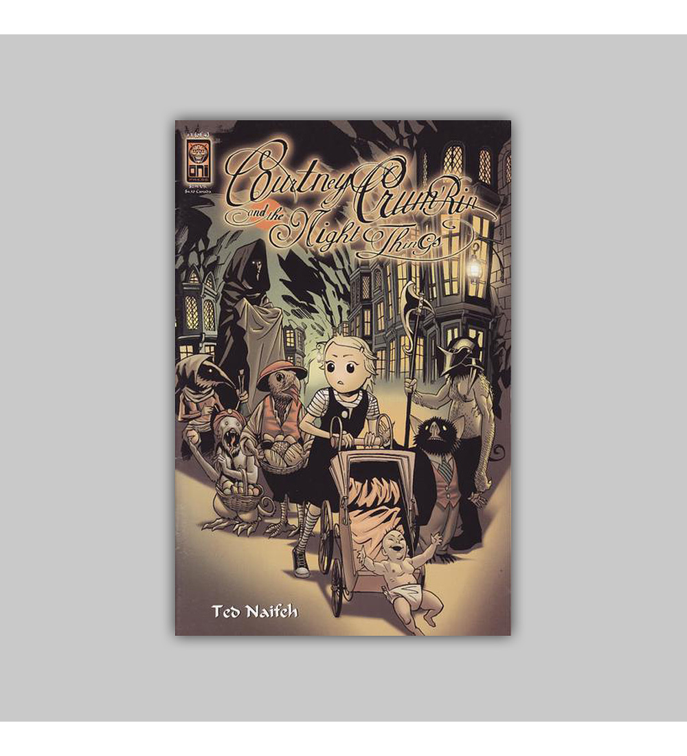 Courtney Crumrin & The Night Things 3 2002