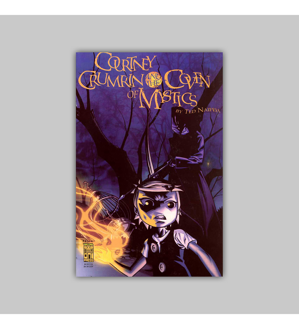 Courtney Crumrin & the Coven of Mystics 4 2003
