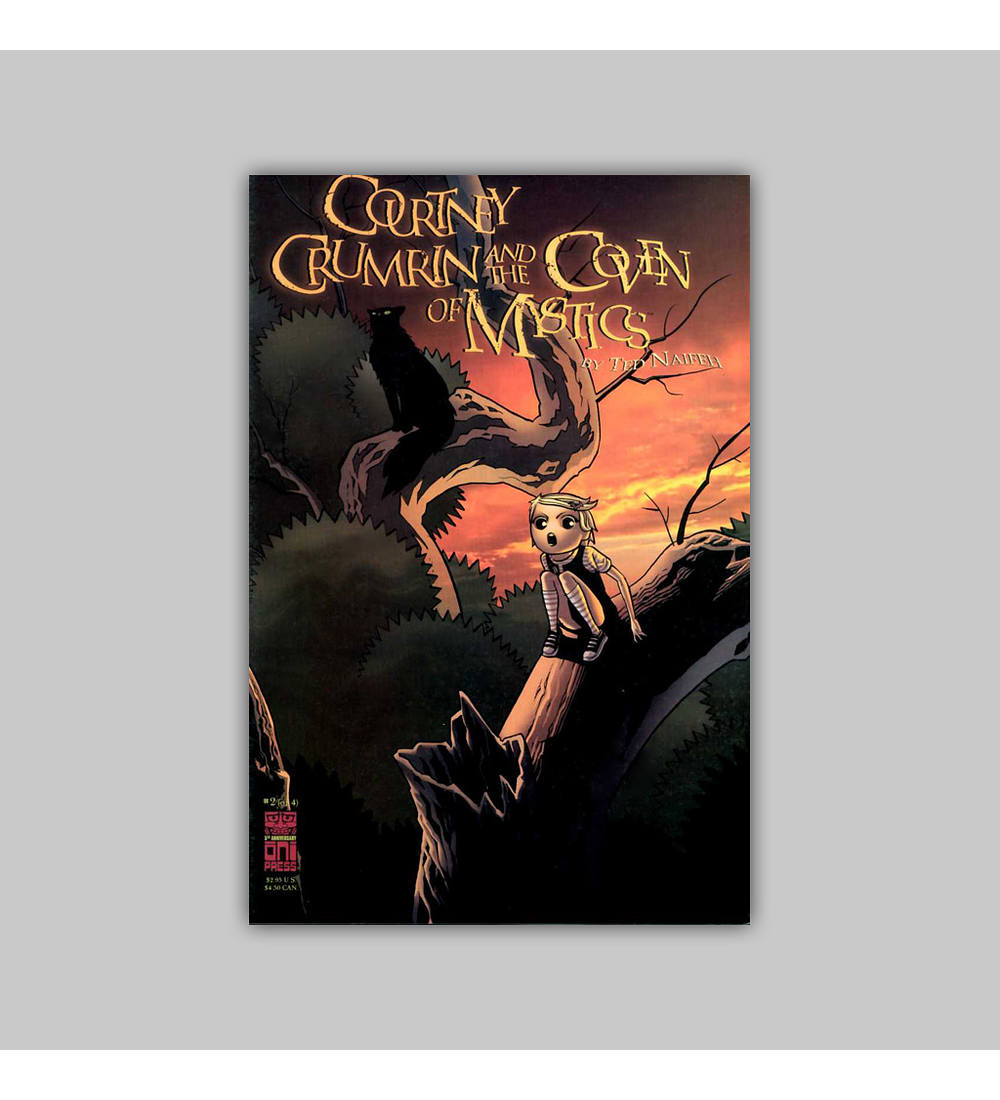 Courtney Crumrin & The Coven of Mystics 2 2003