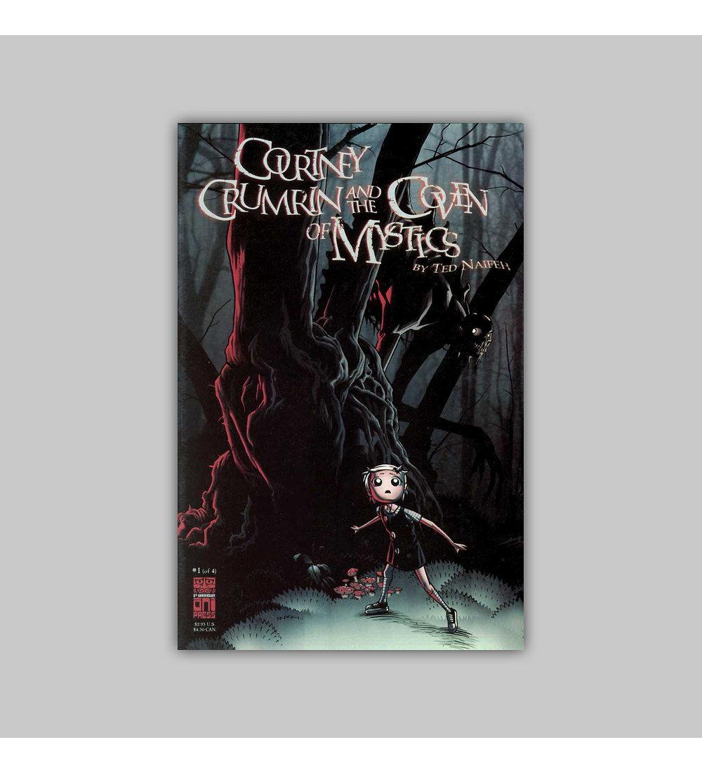 Courtney Crumrin & The Coven of Mystics 1 2002