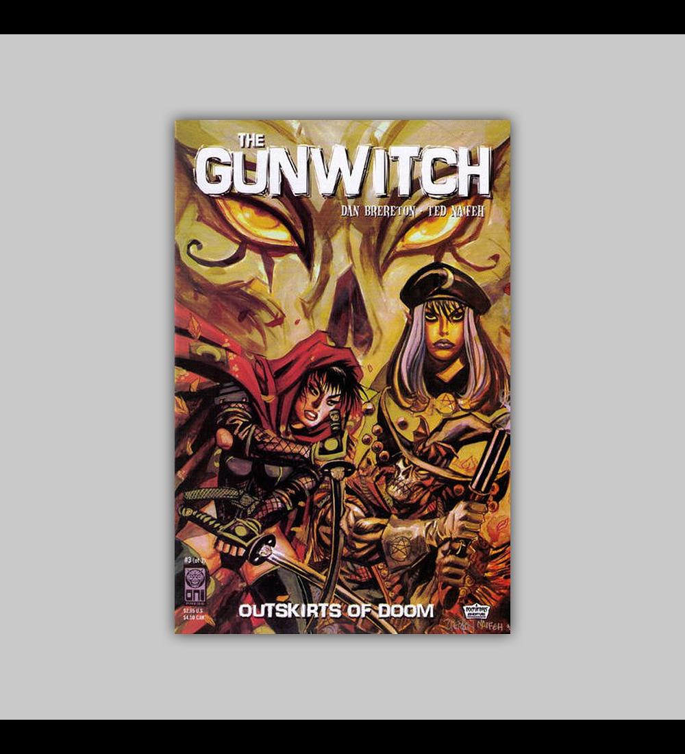 Gunwitch: Outskirts of Doom 3 2001