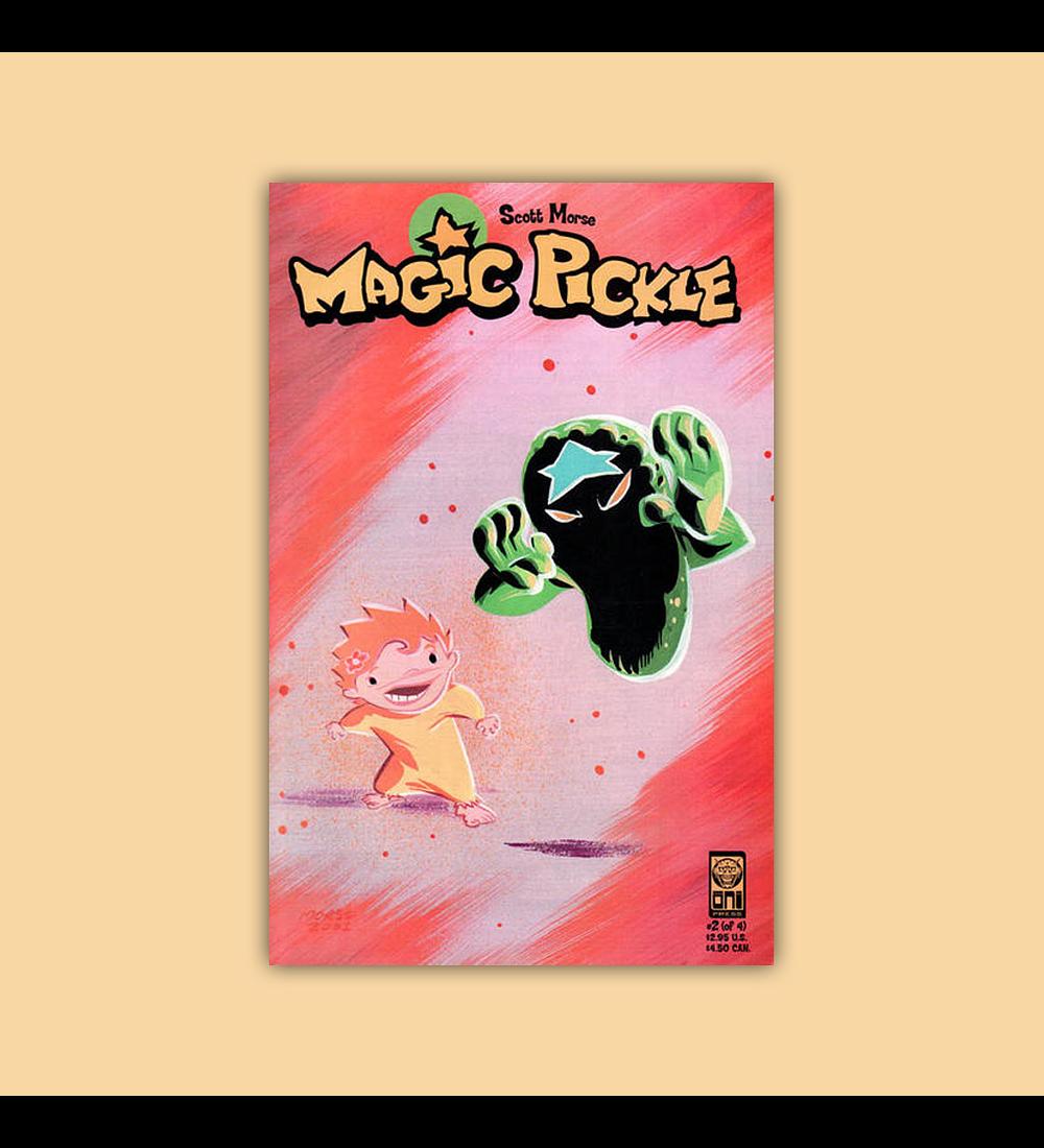 Magic Pickle 2 2001