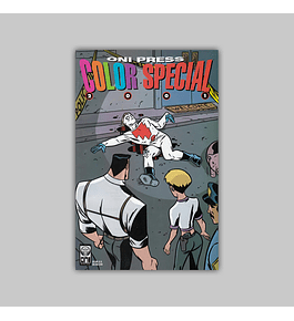 Oni Press Color Special 2001
