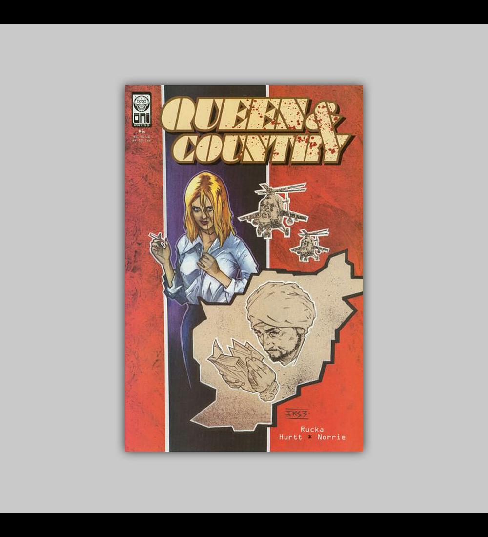 Queen & Country 6 2002