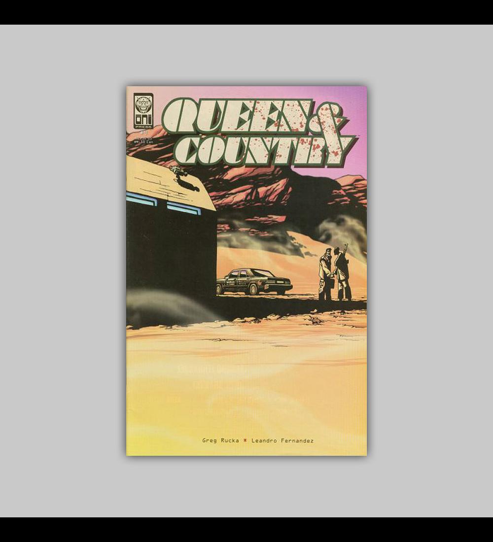Queen & Country 9 2002