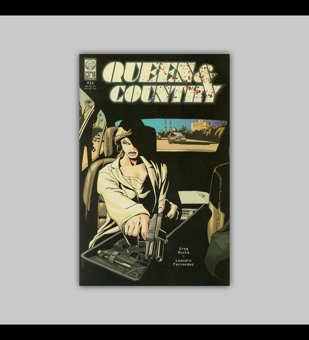 Queen & Country 11 2002