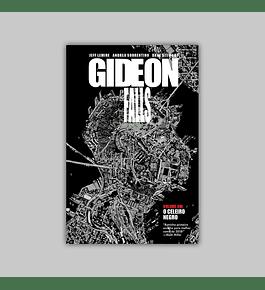 Gideon Falls Vol. 01: O Celeiro Negro HC 2019