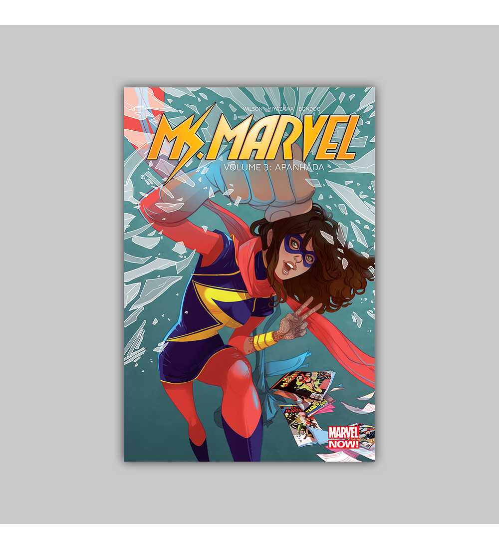 Ms Marvel Vol. 03: Apanhada HC 2019