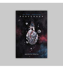 Descender Vol. 04: Mecânica Orbital 2019