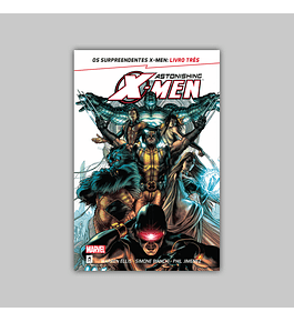 Astonishing X-Men: Os Surpreendentes X-Men Vol. 03 HC 2019