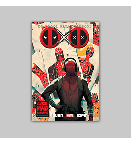 Deadpool Mata Deadpool HC 2019