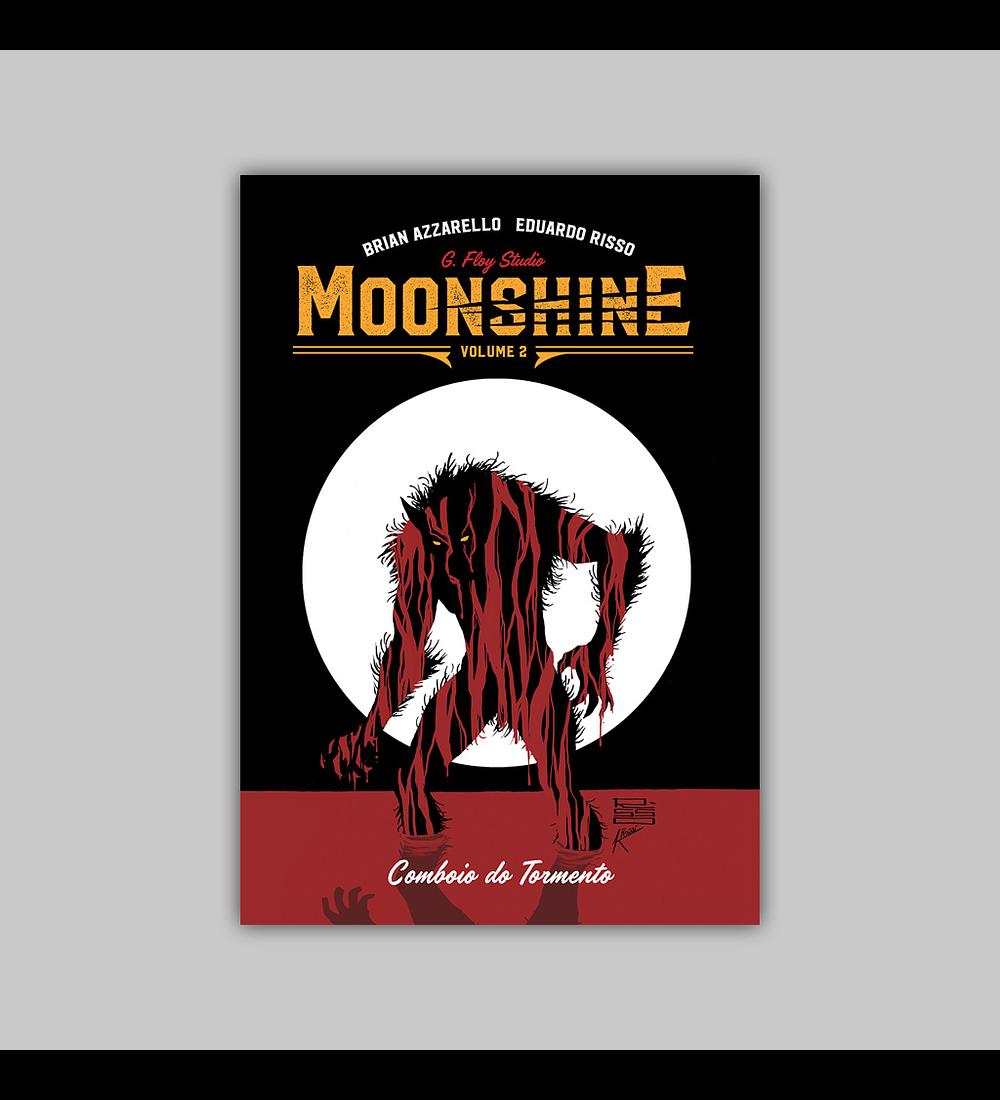 Moonshine Vol. 02: Comboio do Tormento HC 2019