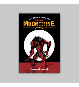 Moonshine Vol. 02: Comboio do Tormento HC 2019