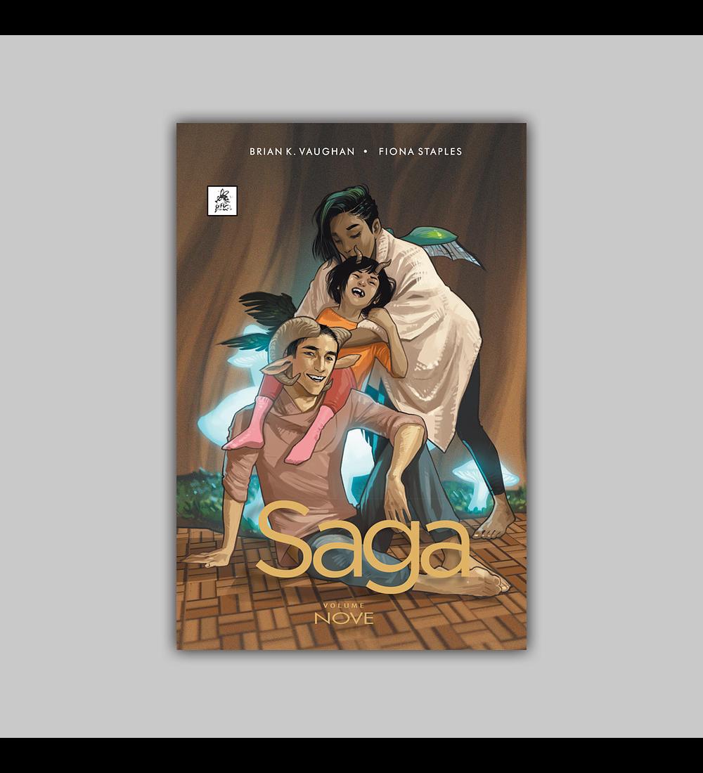 Saga Vol. 09 HC 2019