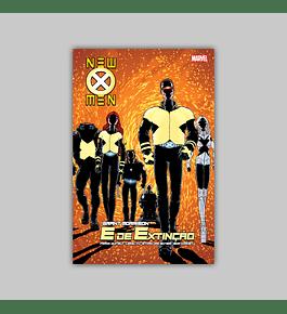 Novos X-Men Vol. 01: E de Extinção HC 2020