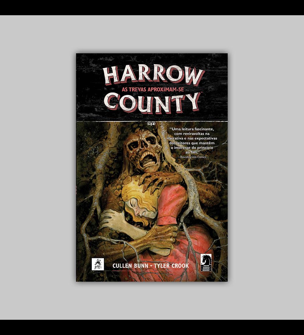 Harrow County Vol. 07: As Trevas Aproximam-se HC 2020